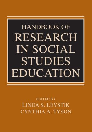 Handbook of Research in Social Studies Education (Hardback) book cover