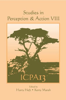 Studies in Perception and Action VIII: Thirteenth international Conference on Perception and Action (Hardback) book cover