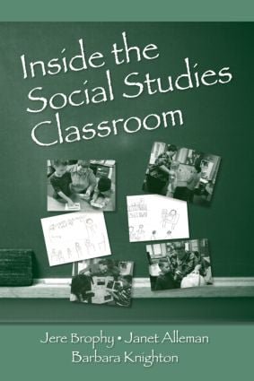 Inside the Social Studies Classroom (Paperback) book cover