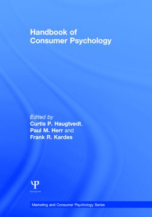 Handbook of Consumer Psychology book cover