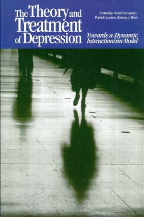 The Theory and Treatment of Depression: Towards a Dynamic Interactionism Model (e-Book) book cover