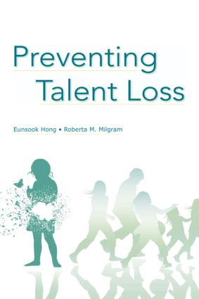Preventing Talent Loss: 1st Edition (Paperback) book cover