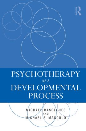 Psychotherapy as a Developmental Process (Hardback) book cover