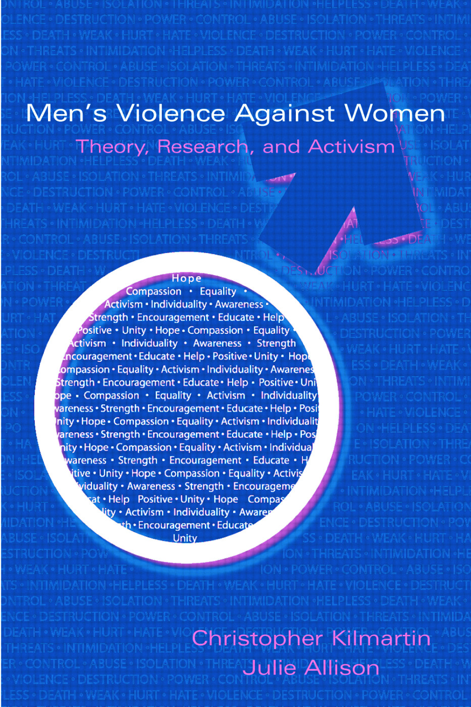 Men's Violence Against Women: Theory, Research, and Activism (Paperback) book cover