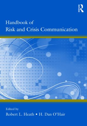 Handbook of Risk and Crisis Communication (Paperback) book cover