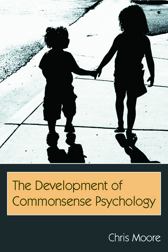 The Development of Commonsense Psychology book cover