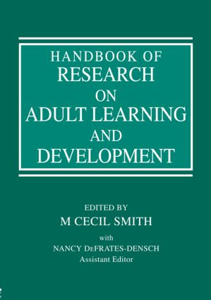Handbook of Research on Adult Learning and Development (Hardback) book cover