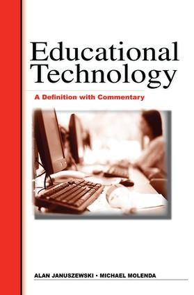 Educational Technology: A Definition with Commentary, 2nd Edition (Paperback) book cover