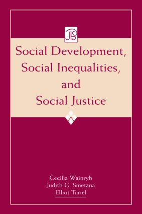 Social Development, Social Inequalities, and Social Justice (Hardback) book cover