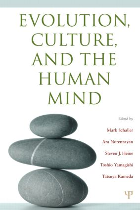 Evolution, Culture, and the Human Mind: 1st Edition (Hardback) book cover