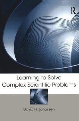 Learning to Solve Complex Scientific Problems (Paperback) book cover