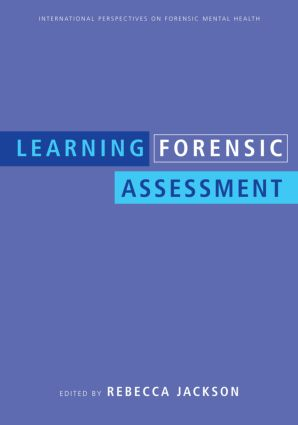 Learning Forensic Assessment book cover