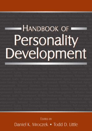 Handbook of Personality Development (Paperback) book cover
