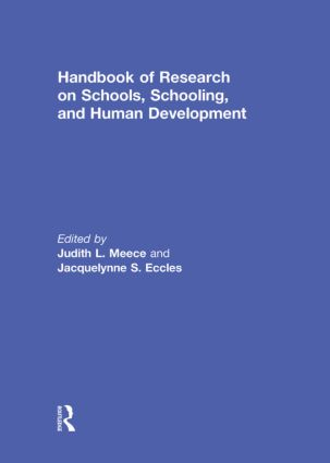Handbook of Research on Schools, Schooling and Human Development (Hardback) book cover