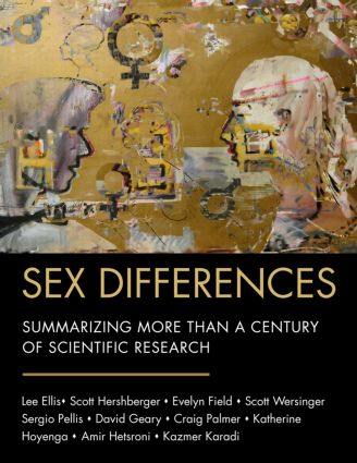 Sex Differences: Summarizing More than a Century of Scientific Research (Hardback) book cover