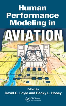 Human Performance Modeling in Aviation: 1st Edition (Hardback) book cover