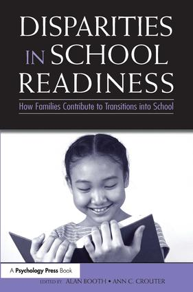 Disparities in School Readiness: How Families Contribute to Transitions into School book cover