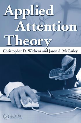 Applied Attention Theory: 1st Edition (Paperback) book cover
