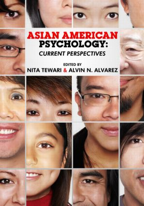 Asian American Psychology: Current Perspectives (Paperback) book cover