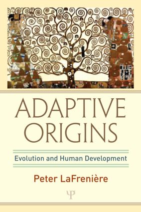 Adaptive Origins: Evolution and Human Development, 1st Edition (Hardback) book cover