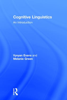 Cognitive Linguistics: An Introduction (Paperback) book cover