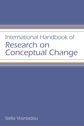 International Handbook of Research on Conceptual Change (Hardback) book cover