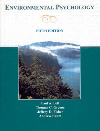 Environmental Psychology: 5th Edition (Hardback) book cover