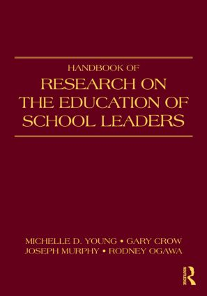 Handbook of Research on the Education of School Leaders (Hardback) book cover
