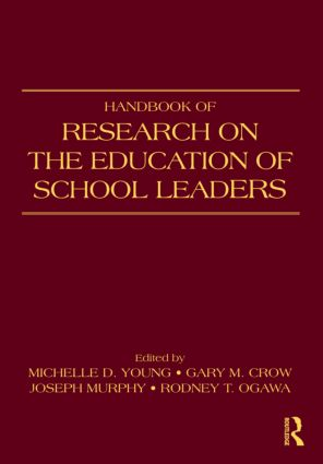 Handbook of Research on the Education of School Leaders (Paperback) book cover