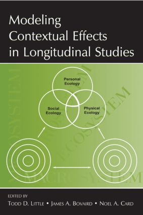 Modeling Contextual Effects in Longitudinal Studies (Paperback) book cover
