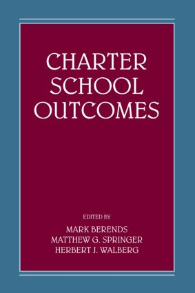 Charter School Outcomes (Paperback) book cover