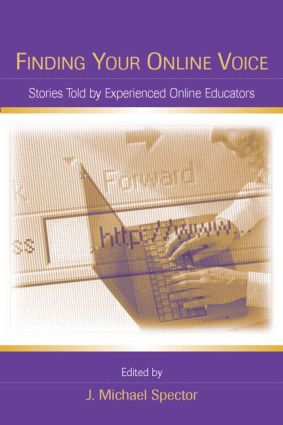 Finding Your Online Voice: Stories Told by Experienced Online Educators, 1st Edition (Paperback) book cover