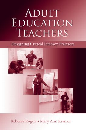 Adult Education Teachers: Designing Critical Literacy Practices book cover