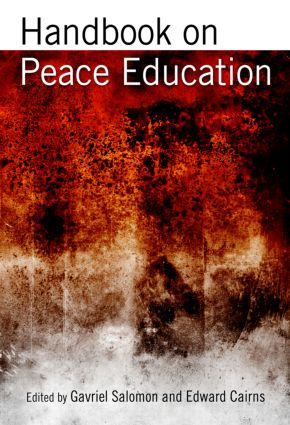 Handbook on Peace Education book cover