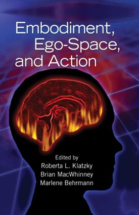 Embodiment, Ego-Space, and Action (Hardback) book cover