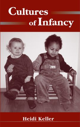 Cultures of Infancy (Paperback) book cover