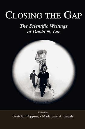 Closing the Gap: The Scientific Writings of David N. Lee (Paperback) book cover