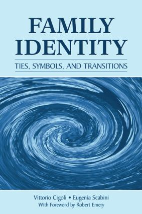 Family Identity: Ties, Symbols, and Transitions (Paperback) book cover