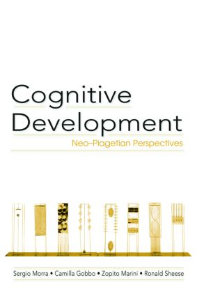 Cognitive Development: Neo-Piagetian Perspectives (Paperback) book cover