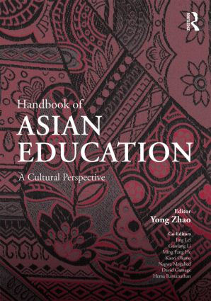 Handbook of Asian Education: A Cultural Perspective (Paperback) book cover