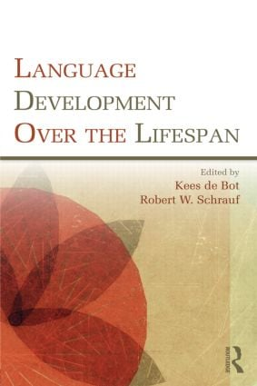 Language Development Over the Lifespan (Paperback) book cover