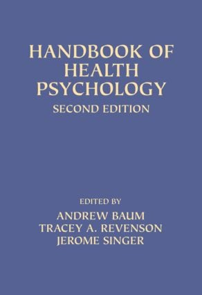 Handbook of Health Psychology: Second Edition, 2nd Edition (Hardback) book cover