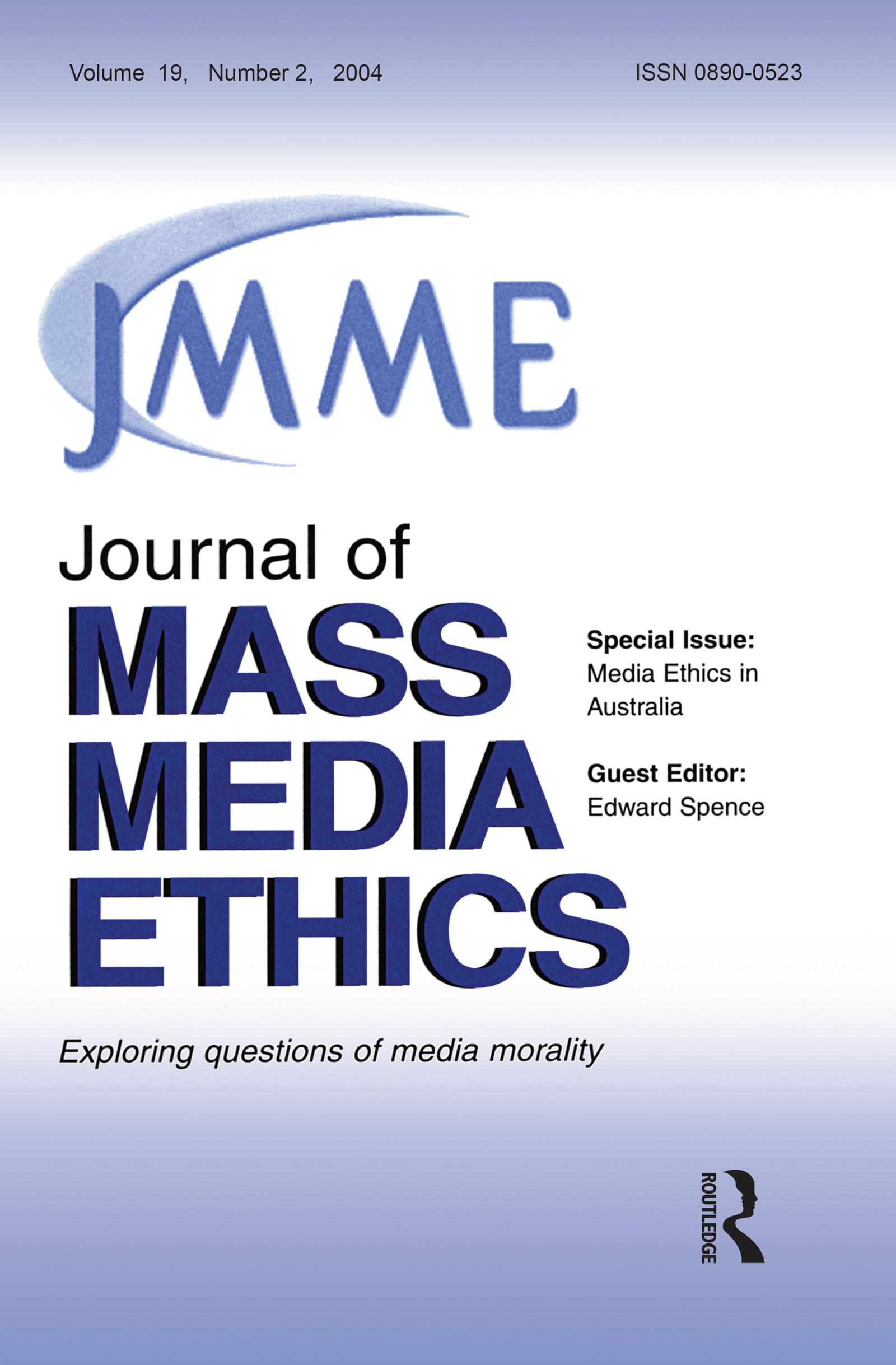 Media Ethics in Australia
