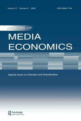Diversity and Diversification: A Special Issue of the journal of Media Economics, 1st Edition (Paperback) book cover