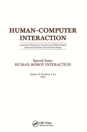 Human-robot Interaction