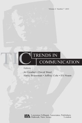 Convergence: A Special Issue of trends in Communication book cover