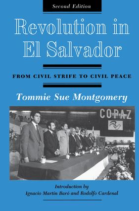 Revolution In El Salvador