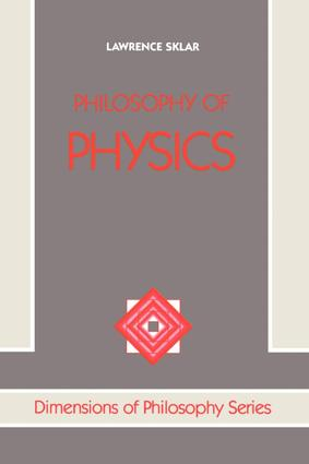 Philosophy Of Physics: 1st Edition (Paperback) book cover