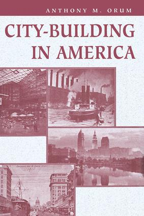 City-building In America book cover