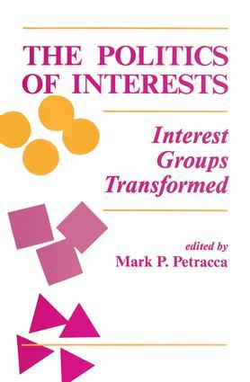The Politics Of Interests